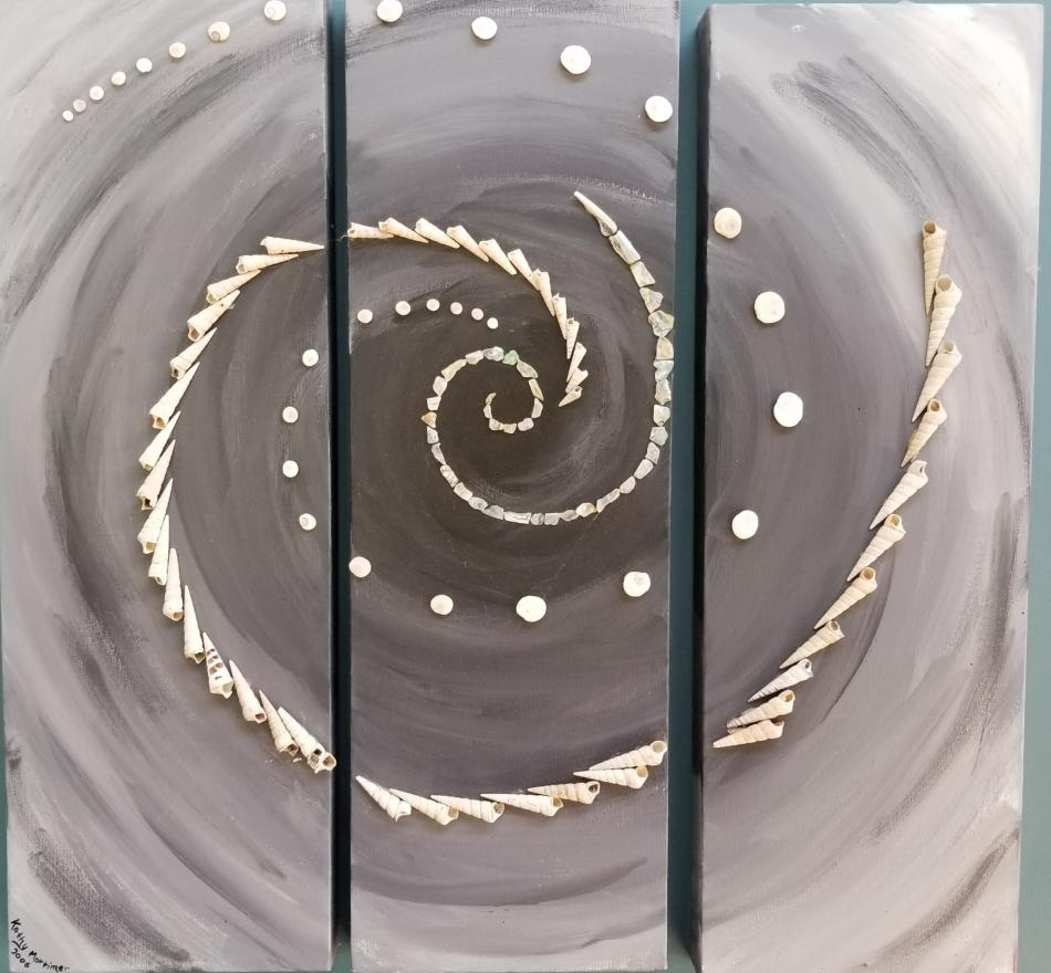 spirals do line up, one panel not quite level